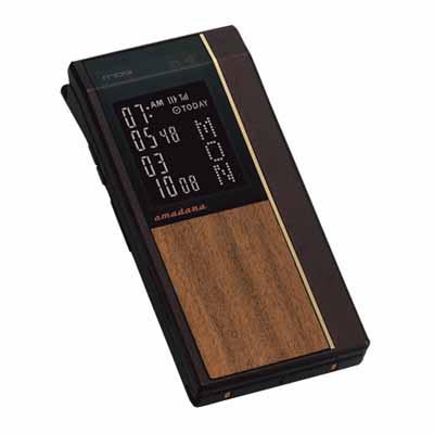 ドコモ「N705i」限定色(brownish wood)