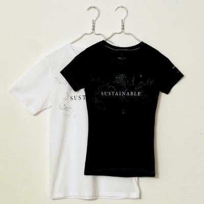 「sitoa kurkku」UA別注Tシャツ(メンズ・ウィメンズともに5,040円)