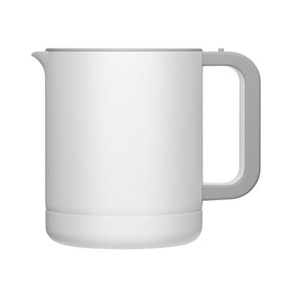 シンプルなデザインが特徴の「新商品「±0電気ケトル」(10,500円)