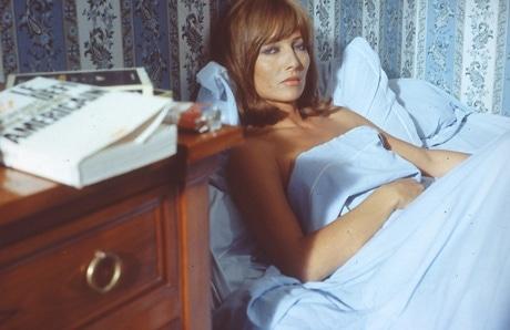 映画「不貞の女」(1969年、クロード・シャブロル監督)より ©BRINTER