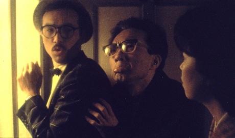 「おくりびと」滝田監督もピンク映画出身(写真提供=新東宝映画、「痴漢電車 下着検札」(1984年)より)