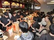 マクドナルド「渋谷東映プラザ店」の1日店舗売上高が過去最高に
