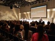 表参道ヒルズに「女性社長」300人-竹中元大臣らが社長業指南