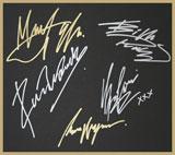 セレブ300人の偽サインを一堂に-宇川直宏さん、恵比寿で新作展