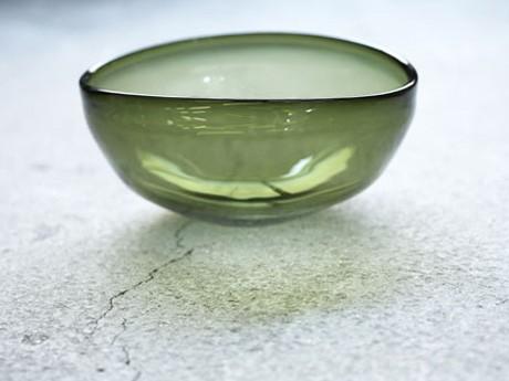 UA原宿本店で人気ガラス作家の個展-「夏らしい」ガラス器一堂 ...