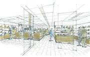「東急ハンズ」渋谷店、大規模リニューアル-ロゴ、制服も刷新へ