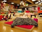 渋谷ロフトに「こたつマーケット」-アニマル柄のこたつ布団も新入荷