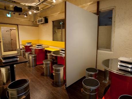 10日にオープンする韓国料理店「とんじろう」。サムギョプサルをメーンに提供する