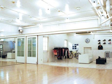 「D.studio by DDD」がオープン。フロア内には、スタジオとセレクトショップを併設する