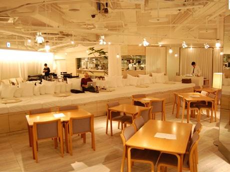 「chano-ma」がオープン。既存のchano-maとは異なる、フレンチをベースにした料理を提供する