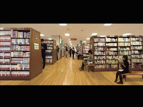 7階にオープンする渋谷最大規模の大型書店「丸善&ジュンク堂書店 渋谷店」イメージ