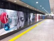 表参道駅構内で「ニューバランス」写真展-永瀬正敏さんも「写真家」に