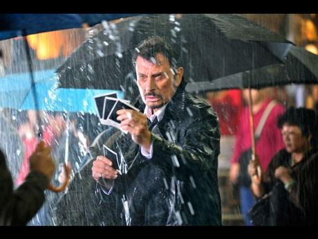 ジョニー・トー監督作品「冷たい雨に撃て、約束の銃弾を」より