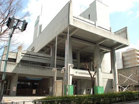 実施地区の一つである東京都児童会館