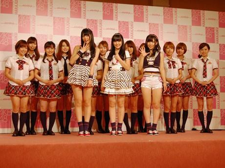 原宿・竹下通りに「AKB48」オフィシャルショップ-当面は完全予約制 ...