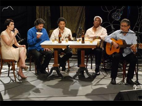 作曲家ノエル・ホーザのドキュメンタリー「ノエル・ホーザ~リオの詩人」より。15日・16日にはダシオ・マルタ監督が舞台あいさつを予定