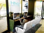 ヘッドマウントディスプレーで3D体験-青山でソニー新商品プロモーション