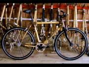 「竹製」自転車フレーム、原宿で販売開始-ザンビアのソーシャルベンチャーが製造