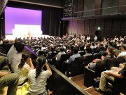 桜丘町で落語会「渋谷に福来たるSPECIAL」-25人以上が高座に