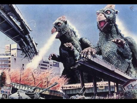 「大巨獣ガッパ」より©日活