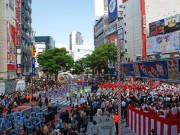 「渋谷・鹿児島おはら祭」開催へ-踊り手2000人によるパレードも