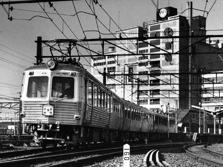 東急5200系(提供=東急電鉄)