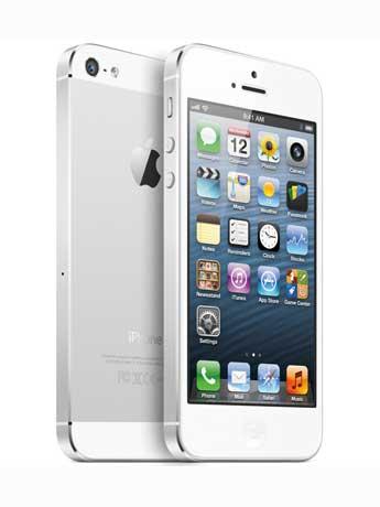 9月21日に発売された「iPhone5」