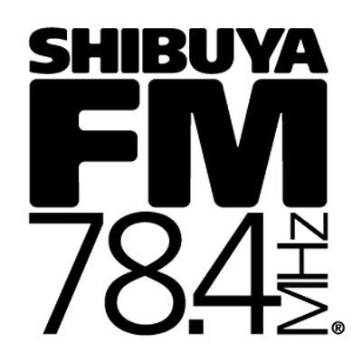 「SHIBUYA-FM」のロゴ