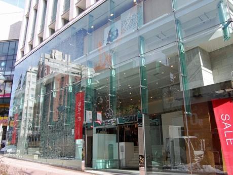 「BEAUTY&YOUTH UNITED ARROWS渋谷公園通り店」(写真=外観)に「スティーブン アラン」1号店を出店予定