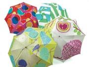 代々木上原で「傘展」-テキスタイルデザイナー鈴木マサルさんの新作紹介