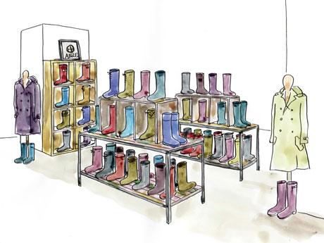 「ブーツバースタイル」の店舗イメージ
