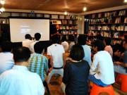 渋谷のコワーキング空間で「場づくり」の実践を学ぶ-co-baで初の授業
