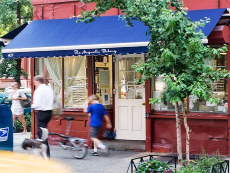 映画「セックス・アンド・ザ・シティ」に登場したNY・ブリーカーストリート店の外観