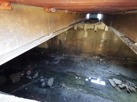 約80年ぶりに姿を現した東急東横店・東館地下を流れる渋谷川