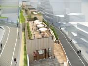 代官山・東急東横線路跡に新商業施設-キリンのブルワリー、米発セレクトモールなど
