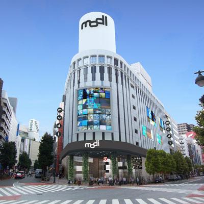 「渋谷モディ(仮称)」外観イメージ