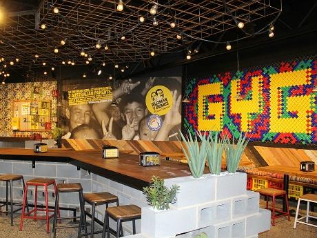 シドニーにある店舗の内観。ラフォーレ原宿店も同様のデザインで仕上げるという