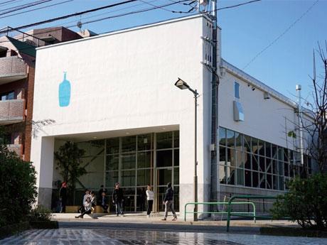 米国外初の店舗となる清澄白河店の外観