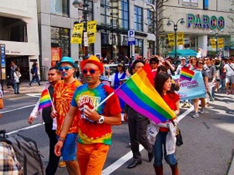 東京 生活 ゲイ