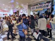 SHIBUYA109で初売り モデル監修福袋登場、開店前に1600人が列