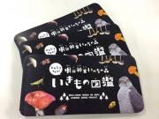明治神宮の「いきもの図鑑」冊子、区内の小学校やカフェなどで配布