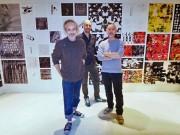 渋谷パルコで英「TOMATO」25周年展 過去作品一堂に、アンダーワールドのジャケなども