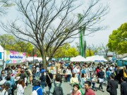 代々木公園で「アースデイ東京」開催迫る ブース165店、熊本地震募金も