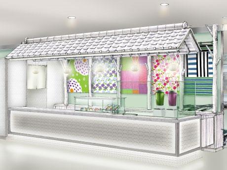 おにぎり専門店「onigiri stand Gyu!」の店舗イメージ
