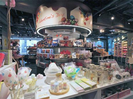 渋谷ロフトでバレンタイン企画 「フォトジェニック」「サプライズ」キーワードに