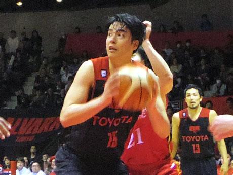 バスケ「アルバルク東京」竹内譲次選手、渋谷区観光大使スポーツアンバサダー就任