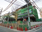 渋谷にテイクアンドギヴ・ニーズのホテル、5月開業へ 焼き鳥店や展示空間も