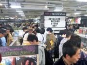 渋谷でも「レコードストアデイ」 HMV、タワレコなどでインストアライブも