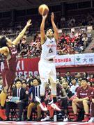 アルバルク東京、チャンピオンシップ準決勝初日 川崎に敗戦も「誰一人下を向いていない」