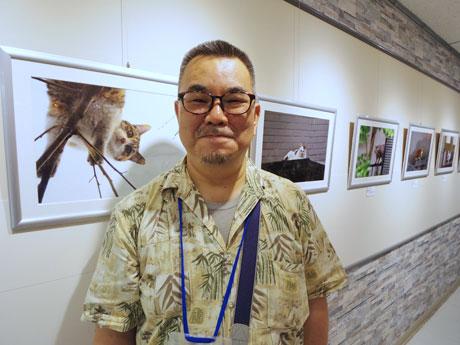2009年から笹塚の猫を撮り続けている木元陽一さん